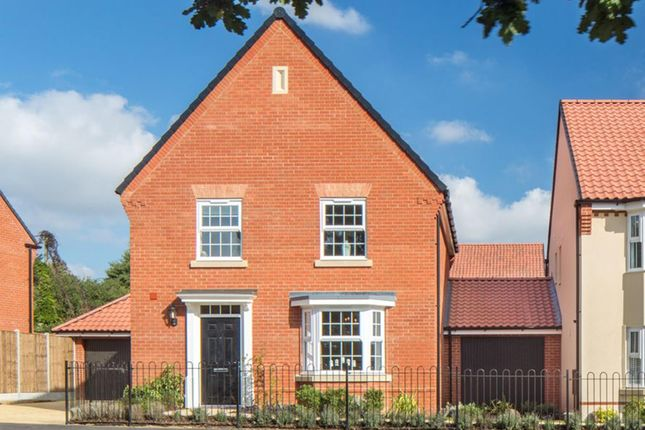 "Thumbnail Link-detached house for sale in ""Irving"" at Sir Williams Lane, Aylsham, Norwich"