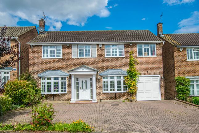 Thumbnail Detached house to rent in Howfield Green, Hoddesdon