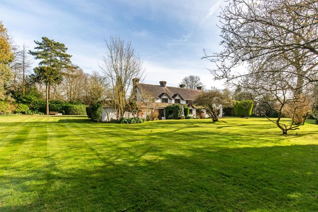 Thumbnail Detached house for sale in Webb Estate, Purley, Surrey