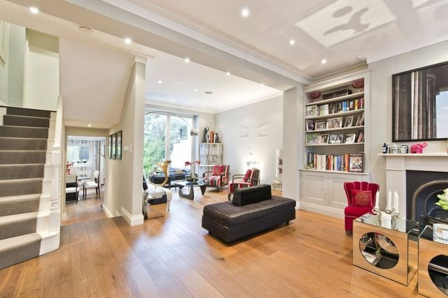 Thumbnail Terraced house for sale in Earls Court Road, Kensington