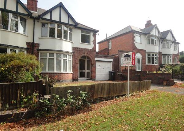 3 bed semi-detached house for sale in Welford Road, Knighton Fields, Leicester