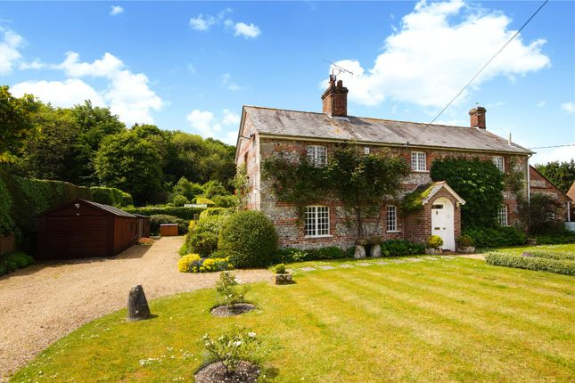 Thumbnail Property for sale in Tarrant Gunville, Blandford Forum, Dorset