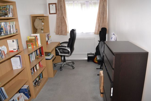Bedroom Two of Homestead Way, Kingsley, Northampton NN2