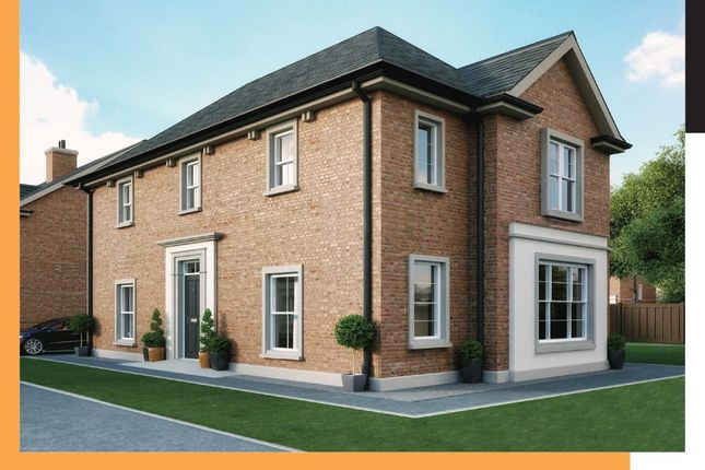 Thumbnail Detached house for sale in Gransha Hill, Gransha Road, Dundonald, Belfast