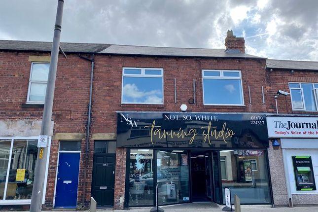 Thumbnail Flat to rent in Station Road, Ashington