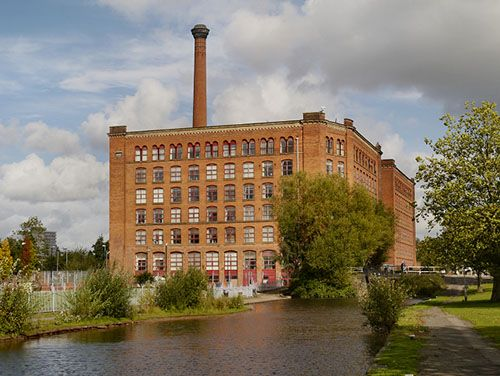 1 Bedroom Property for sale in Signature Mill, Manchester, M40 7LH
