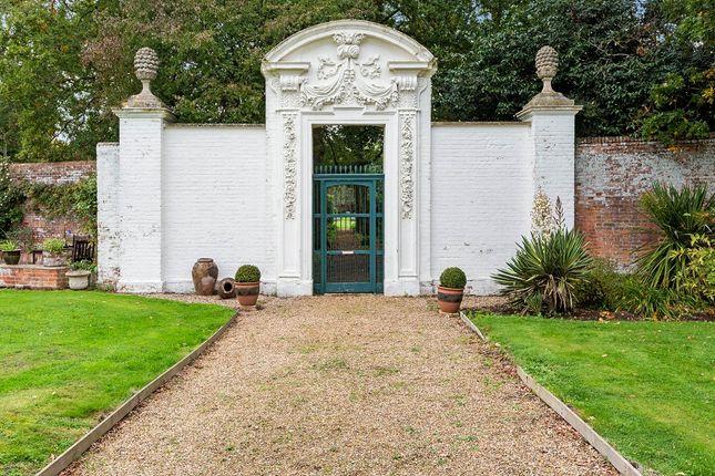 Walled Garden of Swallowfield Park, Swallowfield, Reading RG7
