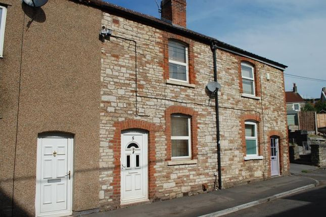 Thumbnail Terraced house to rent in Millards Hill, Midsomer Norton