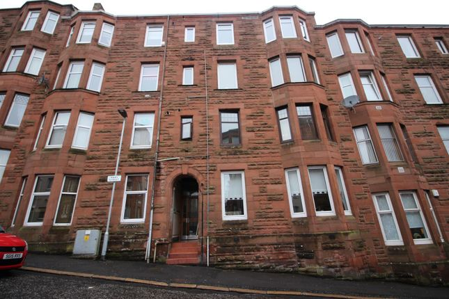 Thumbnail Flat for sale in Mary Street, Port Glasgow