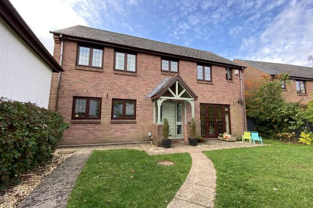 5 bed detached house to rent in The Smithy, Devauden, Chepstow NP16