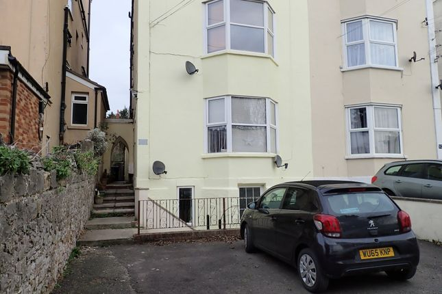 Thumbnail Flat to rent in Park Place, Weston-Super-Mare