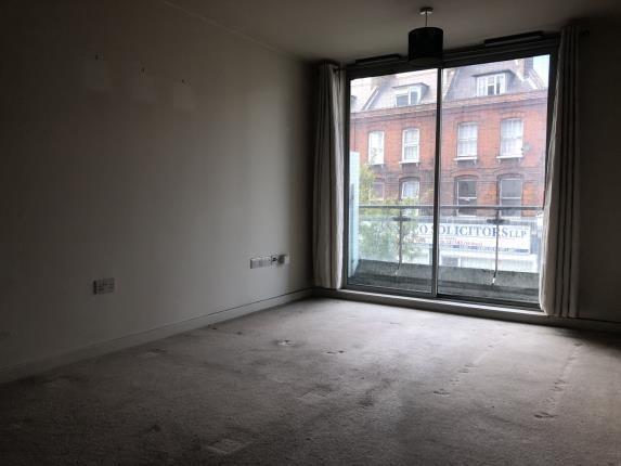 Reception Room of Co Operative House, 263 Rye Lane, London SE15