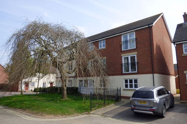 Thumbnail Flat for sale in Boughton Way, Coney Hill, Gloucester