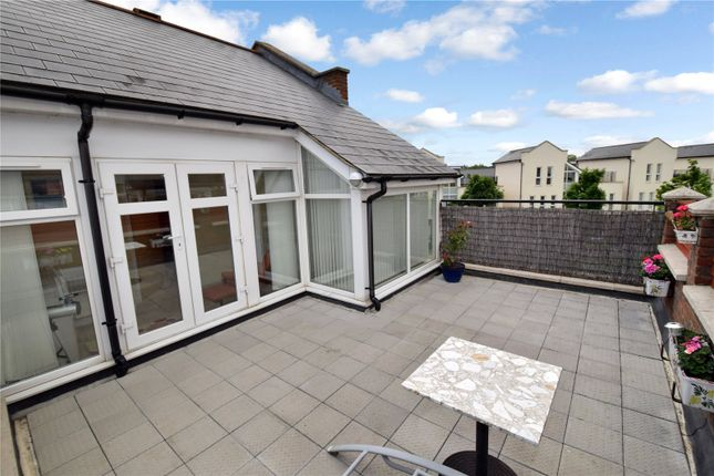 Thumbnail Terraced house for sale in Ingress Park Avenue, Greenhithe, Kent