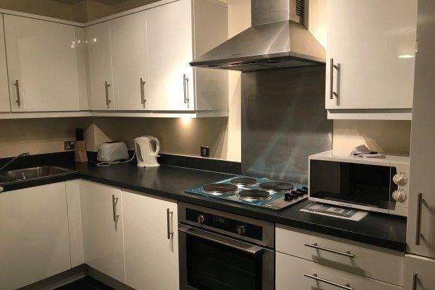 Thumbnail Flat to rent in 503 Witan Gate, Milton Keynes