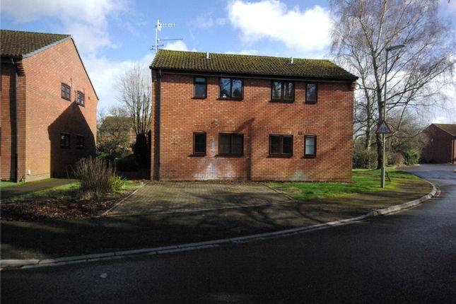 Studio to rent in Knatchbull Close, Romsey SO51