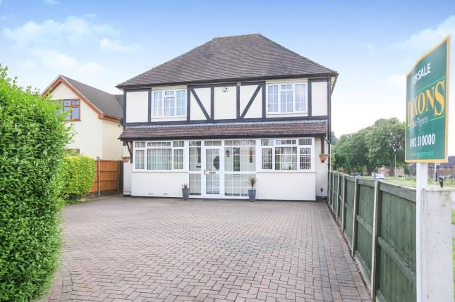 Thumbnail Detached house for sale in Windmill Lane, Castlecroft, Wolverhampton, West Midlands