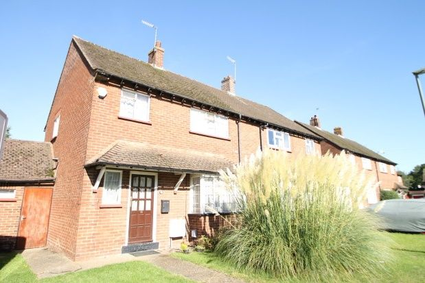 Thumbnail Semi-detached house to rent in Almond Close, Guildford