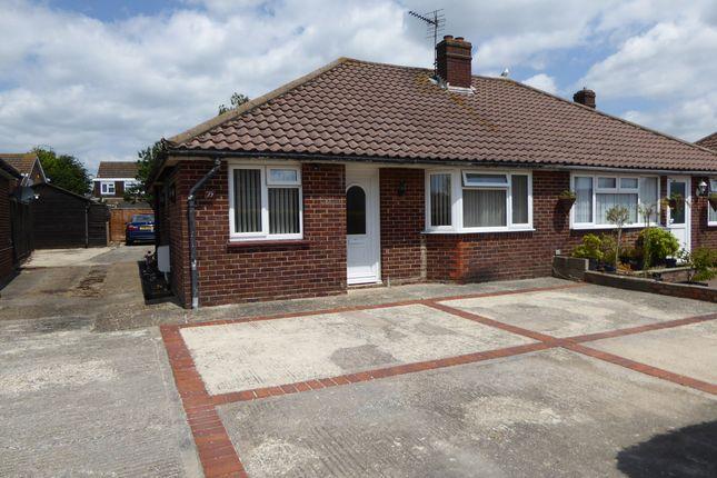Thumbnail Bungalow to rent in Hazel Road, Bognor Regis