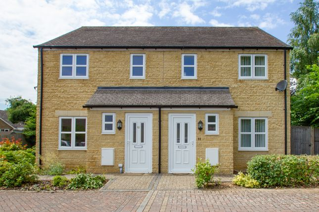 Thumbnail Semi-detached house to rent in Huggett Close, Carterton