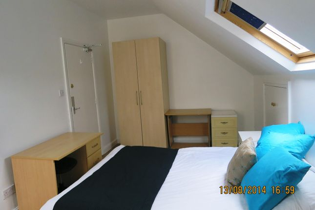 Thumbnail Shared accommodation to rent in Chaworth Road, Nottingham, Notts