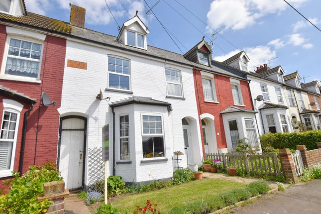 Thumbnail Terraced house for sale in Cromer Road, Mundesley, Norwich