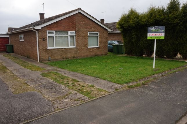 Thumbnail Bungalow for sale in Wakelyn Road, Whittlesey