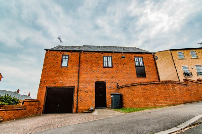 Thumbnail Link-detached house to rent in Renaissance Drive, Churwell, Morley, Leeds
