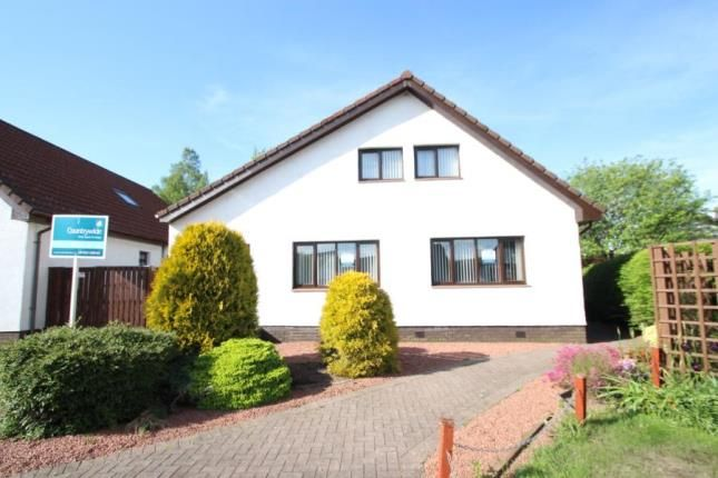 Thumbnail Detached house for sale in Balmoral Wynd, Stewarton, East Ayrshire