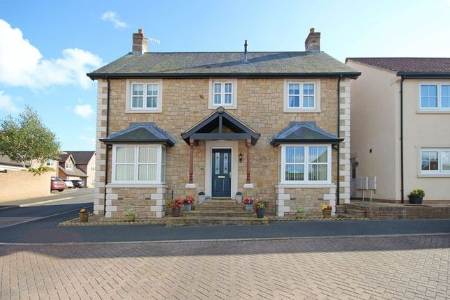 Thumbnail Detached house for sale in Hadrians Rise, Haltwhistle