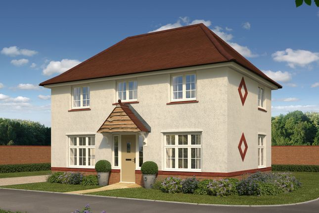 """3 bed detached house for sale in """"Amberley"""" at Sutton Road, Langley, Maidstone ME17"""