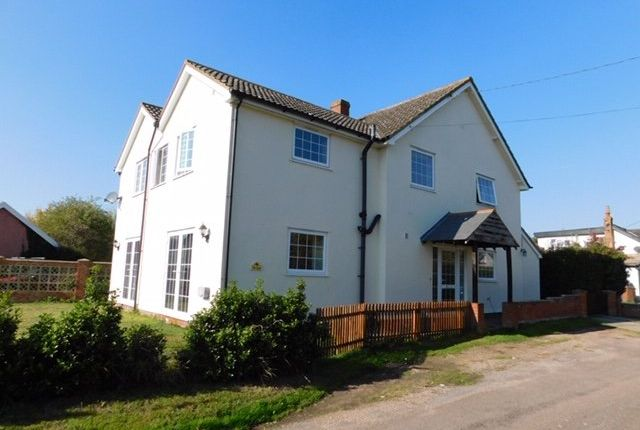 Thumbnail Detached house for sale in Wicks Lane, Forward Green, Stowmarket