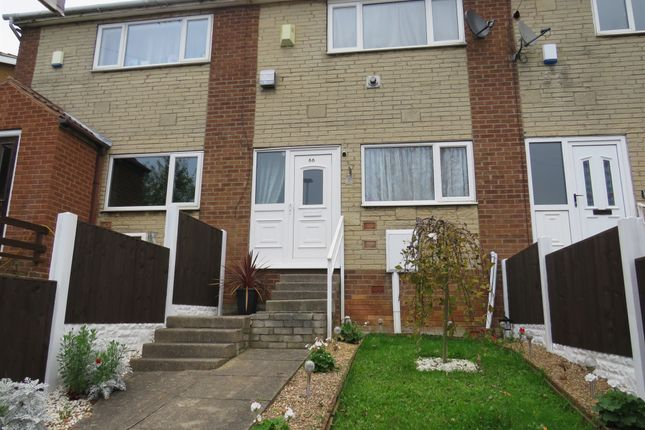 2 bed terraced house for sale in Strauss Crescent, Maltby, Rotherham