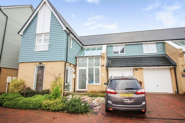4 bed property for sale in Chatham Quays, Dock Head Road, St. Marys Island, Chatham
