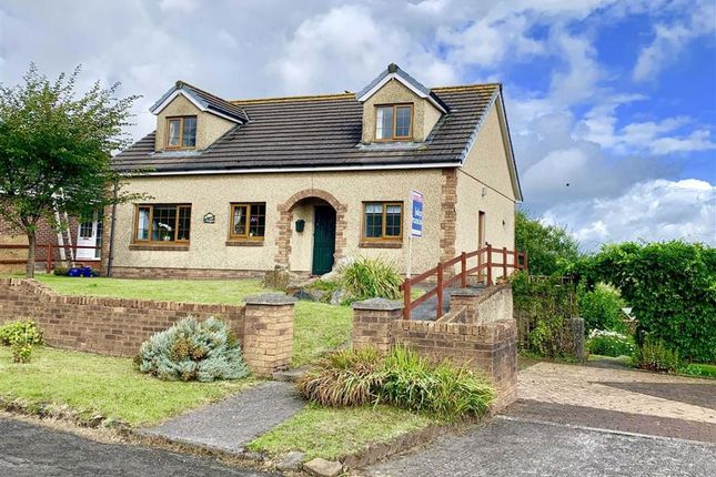 Thumbnail Detached bungalow for sale in Cynheidre, Llanelli