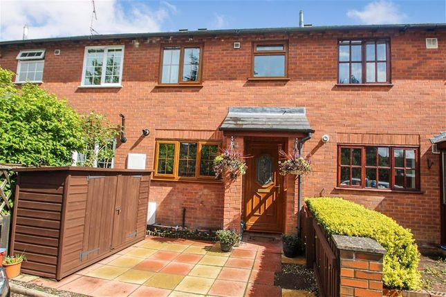 2 bed terraced house for sale in Mill Lane, Welshpool SY21