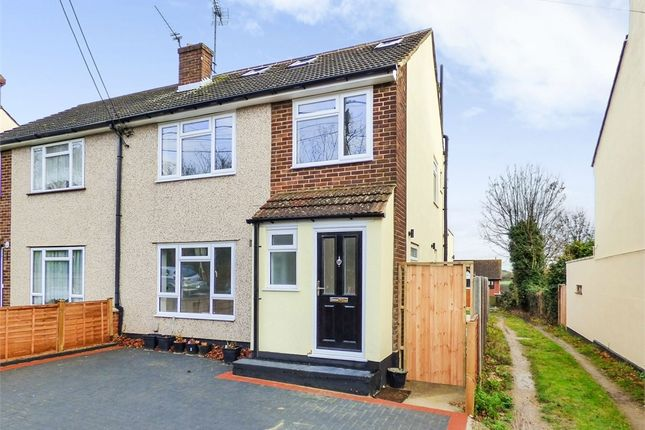 5 bed semi-detached house for sale in Home Hill, Swanley, Kent