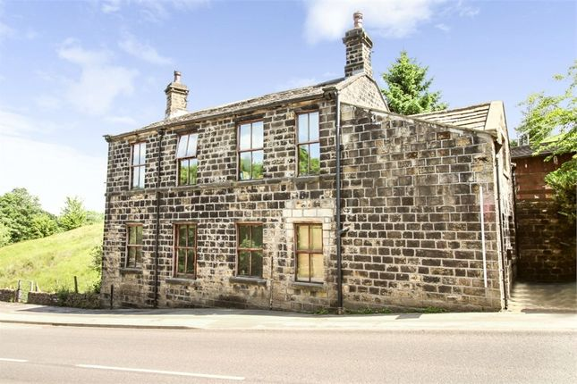 Thumbnail Detached house for sale in Mytholmes, Haworth, Keighley, West Yorkshire