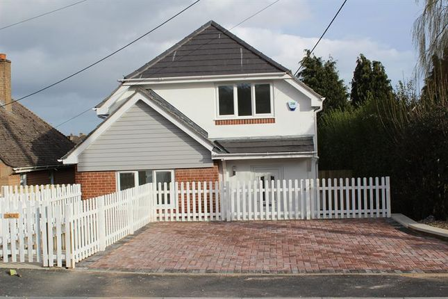 Thumbnail Detached house for sale in Wareham Road, Lytchett Matravers, Poole