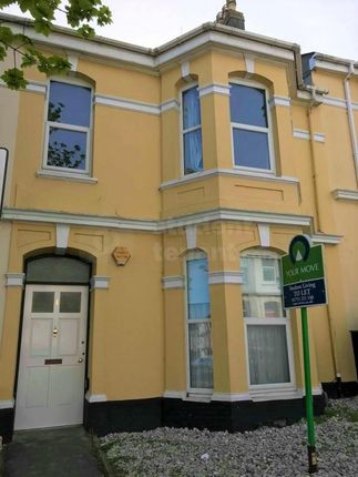 Thumbnail Shared accommodation to rent in May Terrace, Plymouth, Devon