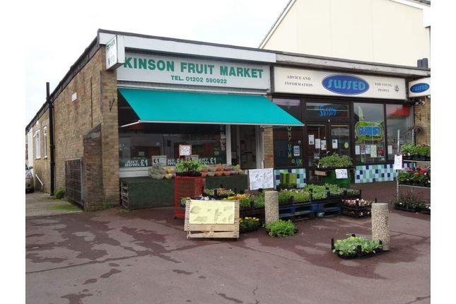 Thumbnail Retail premises to let in Wimborne Road 1442, Kinson, Dorset