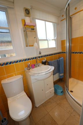 Shower Room of Windermere Road, Ealing, London. W5