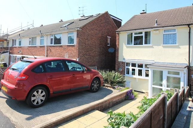 Thumbnail End terrace house for sale in Pill, North Somerset
