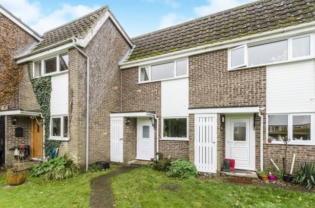 Thumbnail Terraced house for sale in Calmore, Southampton, Hampshire