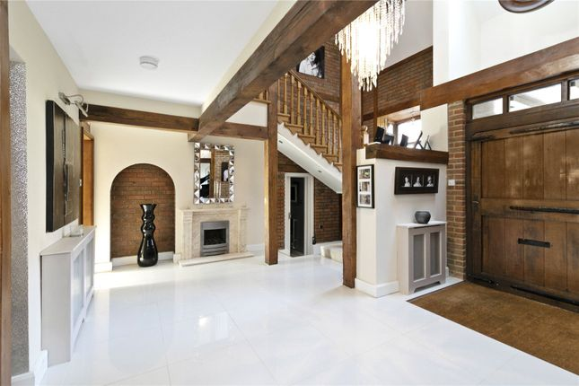 Entrance Hall of The Warren, Kingswood, Tadworth, Surrey KT20