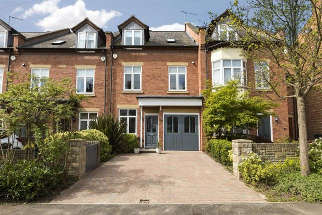 Thumbnail Town house for sale in Albany Terrace, Leamington Spa