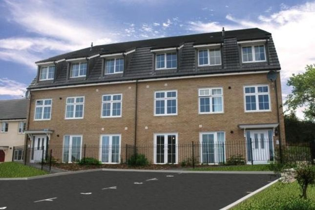 Thumbnail Flat for sale in Besore, Threemilestone, Truro