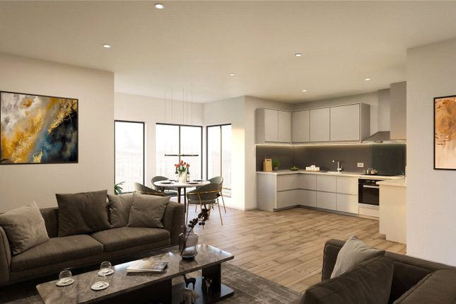 Thumbnail Flat for sale in Plot 21 - The Picture House, Finlay Drive, Glasgow