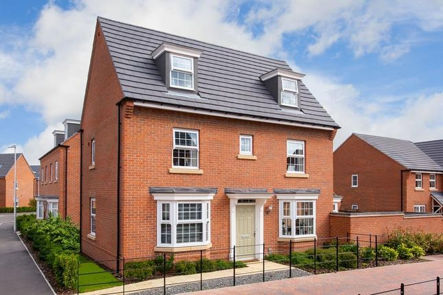 "Thumbnail Detached house for sale in ""Hertford"" at Lindhurst Lane, Mansfield"