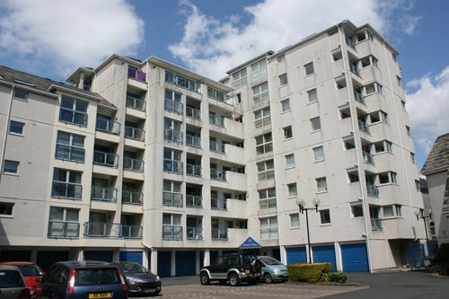 Thumbnail Flat to rent in Compass House, Mariners Court, Sutton Harbour, Plymouth